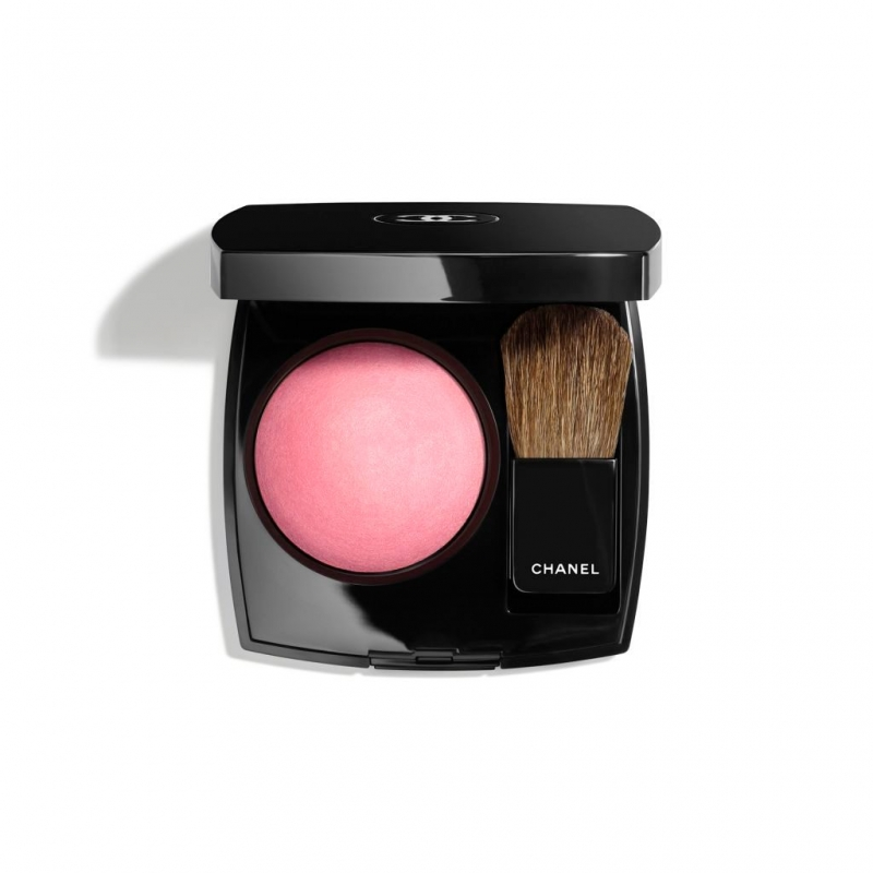 Chanel  JOUES CONTRASTE румяна 64 PINK EXPLOSION