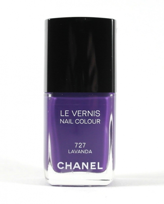Chanel Le Vernis Nail Colour №727  Lavanda