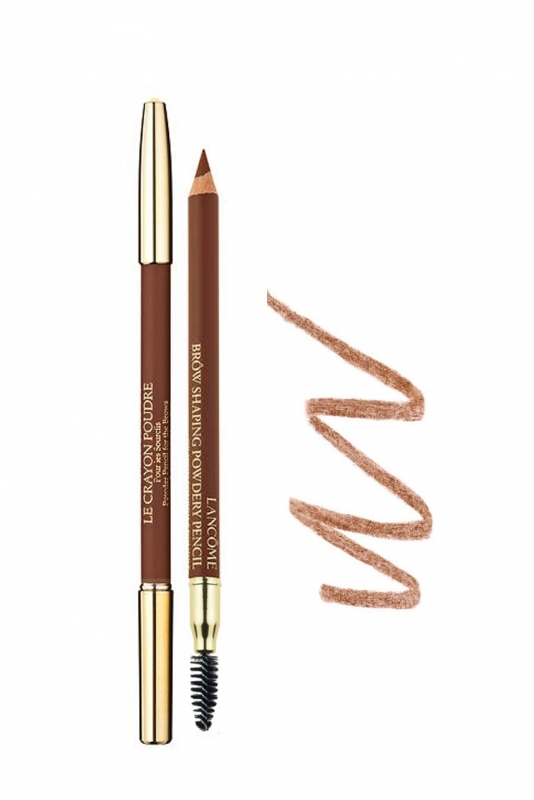 LANCOME Карандаш для бровей Brow Shaping Powdery Pencil 05 Chestnut