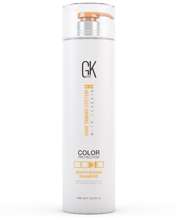 Global Keratin Color Protection Moisturizing Shampoo 1 л